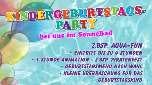 Kindergeburtstags-Party